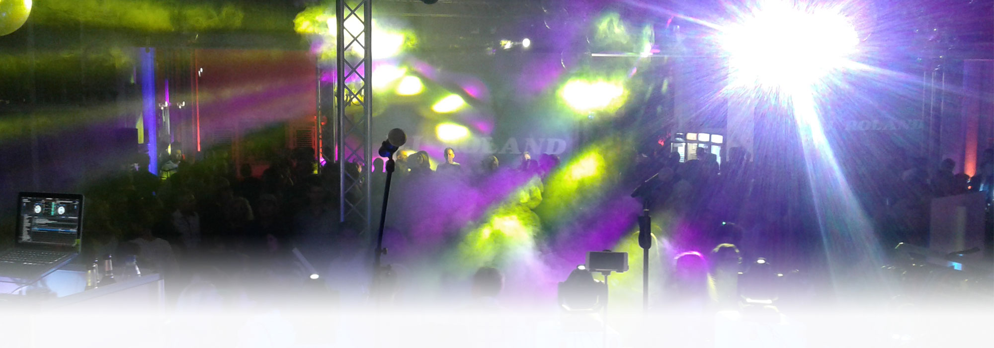 Partyworker.de | Ton-, Video- & Lichttechnik